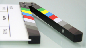 acting clapper board for acting